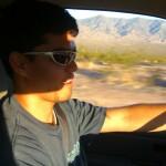 Drivin' to Vegas